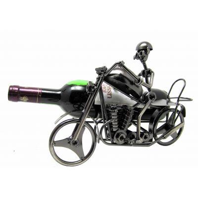 """Купить Подставка под бутылку """"Мотоциклист"""" в Москве"""