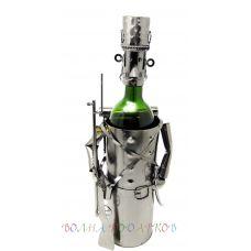 """Подставка под бутылку """"Защитник Отечества"""""""