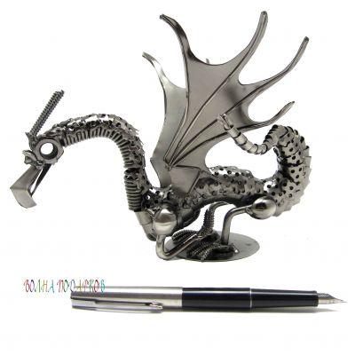 Купить Статуэтка «Дракон»,металл в Москве