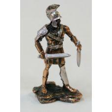 Статуэтка воин спартанец