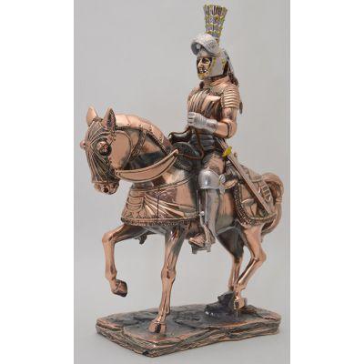 Купить Статуэтка рыцарь на коне в Москве