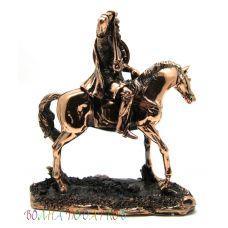 "Статуэтка ""Богатырь на коне"", 26см"