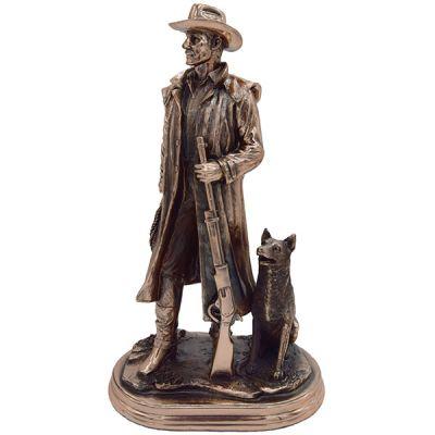 Купить Статуэтка «Охотник с собакой» в Москве