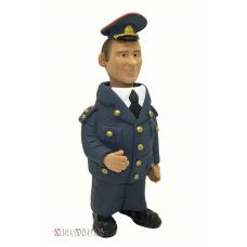 Фигурка релаксант - Полицейский 32 cм
