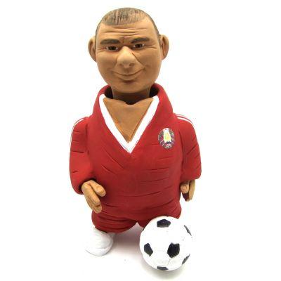 Купить статуэтка  Футболист релаксант в Москве