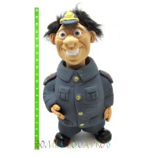 Фигурка релаксант - Полицейский