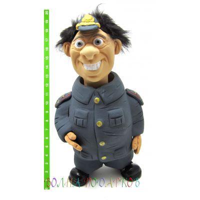Купить Фигурка релаксант - Полицейский в Москве