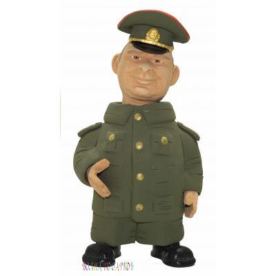 Купить  статуэтка Военный  Полковник релаксант в Москве