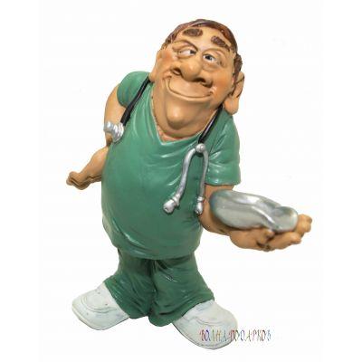 Купить Статуэтка Хирург в Москве