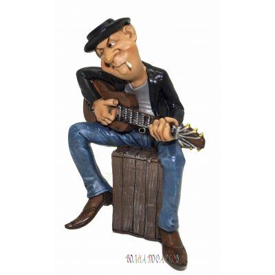 Купить Статуэтка Гитарист в Москве