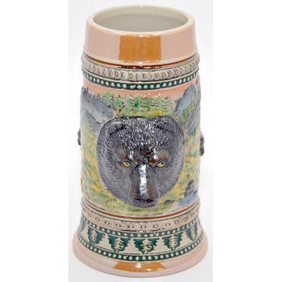 Купить Пивная кружка «Медведь»   в Москве