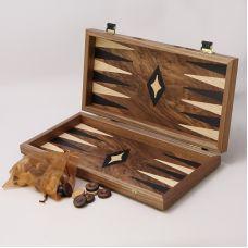 Нарды оригинальные в деревянном кейсе