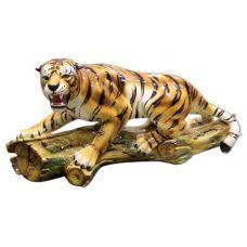 Керамическая статуэтка Тигр крадущийся