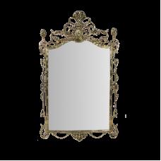 Зеркало Ешпига в раме, золото