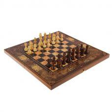 Подарочные шахматы большие  Морская карта