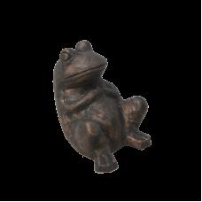 Дачная статуэтка  Лягушка