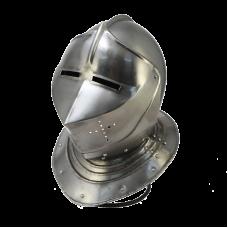 Шлем рыцарский закрытый