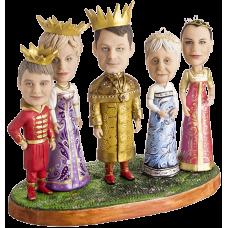Подарок семье «Царевичи-королевичи»
