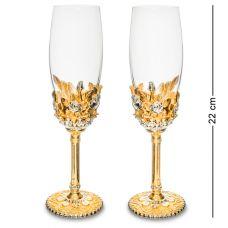 WIN-153 Набор бокалов для шампанского в подар.кор.