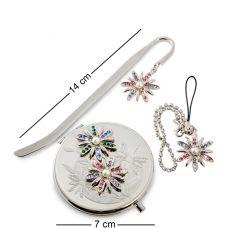 WIN- 35 Подарочный набор серебр.