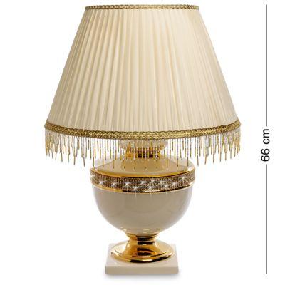 Купить AHURA- 84 Настольная лампа с кристаллами Сваровски в Москве