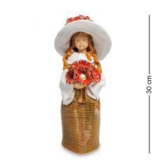 VR-11 Фигура Девушка стоящая керамическая