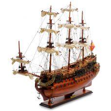 SP-07 Модель испанского линейного корабля 1690г.