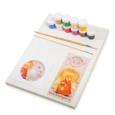 ANG-300 Мастер-класс по живописи