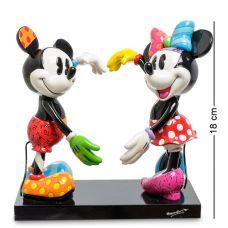 Disney-4055228 Фигурка Микки и Минни Маус