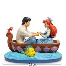Disney-4055414 Фигурка Ариэль и принц Эрик (Первый поцелуй)