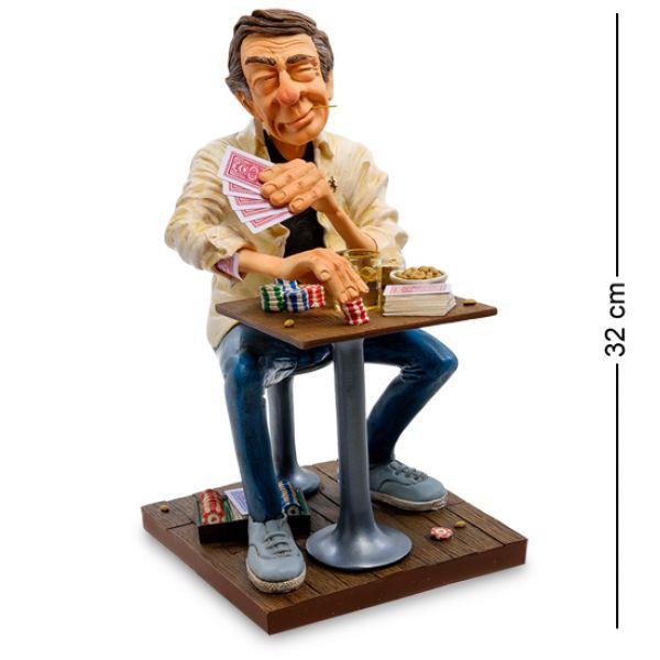 """Статуэтка """"Мистер Покерфейс"""" от 12 550 руб"""