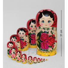 МР-10/13 Матрешка 15-кукольная (Семеновская)