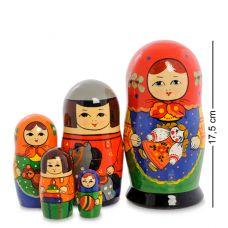 МР-37/ 2 Матрешка  5-кукольная
