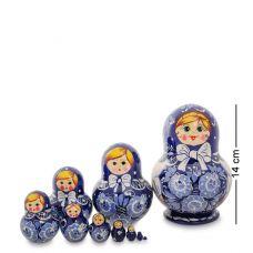 МР-10/18 Матрешка  10-кукольная (Семеновская)