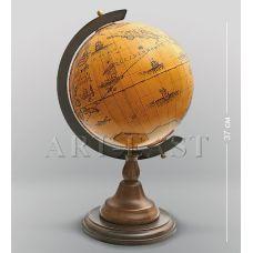 (585) Глобус наст. H 37 cм