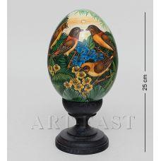19-001 Яйцо расписное (о.Бали) XL