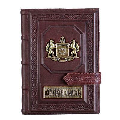 Купить Ежедневник А5 «Тюменская область» в Москве