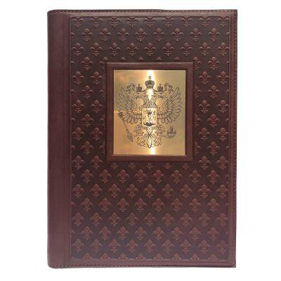 Купить Ежедневник А5   Империя 6   Бордовый в Москве