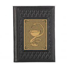 Обложка для паспорта «Медику-2» с сублимированной накладкой