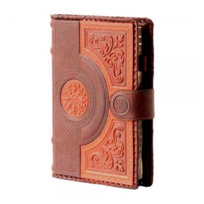 Купить Ежедневник А5 «Венеция». Цвет коричнево-оранжевый в Москве