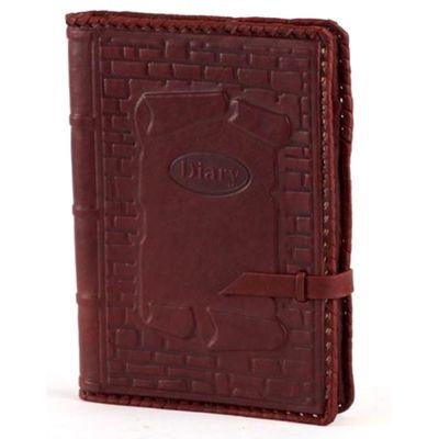 Купить Ежедневник А5 | Diary | Бордовый в Москве