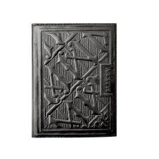 Обложка для автодокументов «Nova». Цвет черный