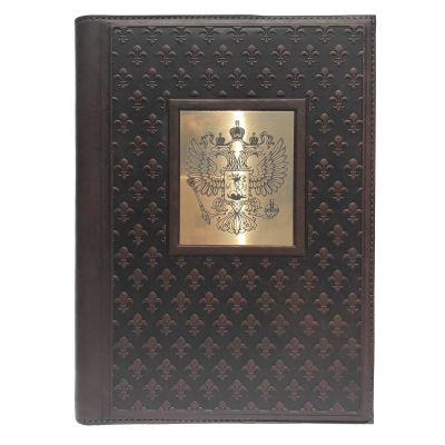 Купить Ежедневник А5   Империя 6   Коричневый в Москве