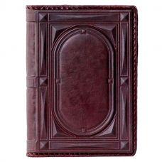 Ежедневник А5 «Византиец». Цвет бордо
