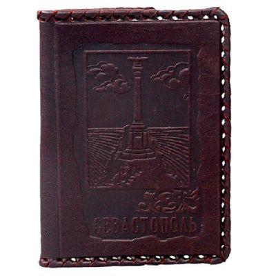 Купить Обложка для паспорта «Севастополь» в Москве