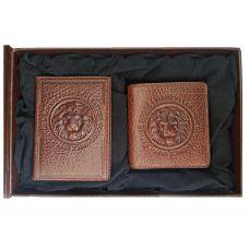 Подарочный набор «Royal». Цвет коричневый