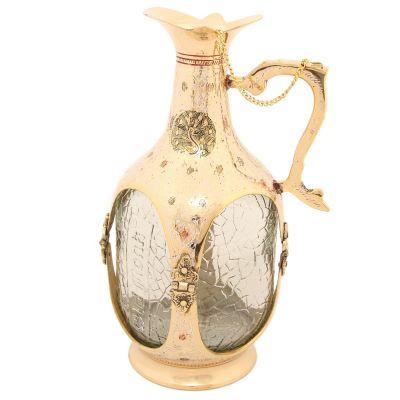 Купить Штоф под вино со стеклом №Пс2580/7(Darmiani white) в Москве