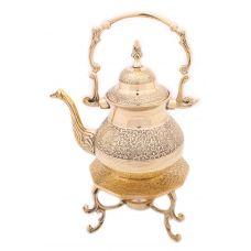 Чайник со свечой № Пс90912/4 (полиш)