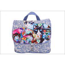 Рюкзак хлопок с декор. отделкой №АВ913Д