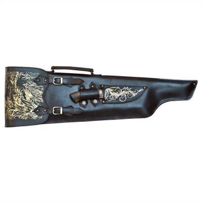 Купить  Шампурница подарочная «Чехол ружья»,68 см. в Москве